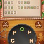 Word cookies pistachio 08