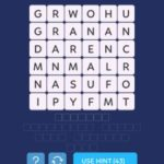 Word spark select family level 3
