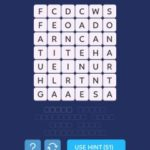 Word spark select fishing level 1