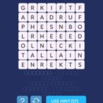Word spark select the start level 1