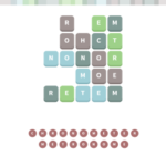 Wordwhizzle alien level 1018