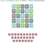 Wordwhizzle alien level 1032
