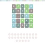 Wordwhizzle alien level 1034