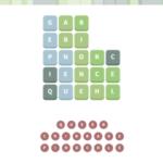 Wordwhizzle dinosaur level 1008