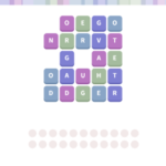 Wordwhizzle ghost level 1116