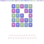 Wordwhizzle ghost level 1127