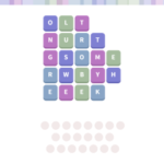 Wordwhizzle ghost level 1128