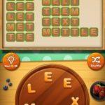 Word bakery cherry pie level 5