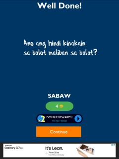 Ulol level 63 answer