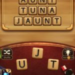 Word connect level 158