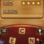 Word connect level 21