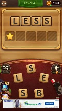 Word Connect Level 41