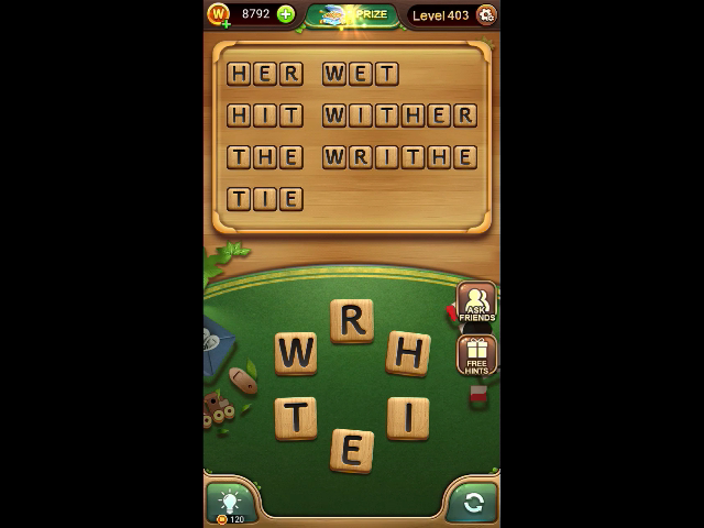 Word connect level 403
