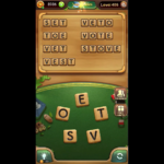 Word connect level 406