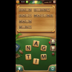 Word connect level 407