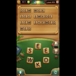 Word connect level 408