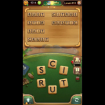 Word connect level 410