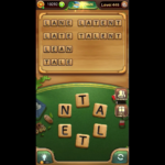 Word connect level 446