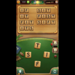 Word connect level 451