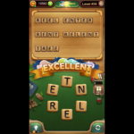 Word connect level 456