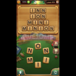 Word connect level 459