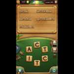 Word connect level 460