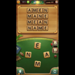 Word connect level 461