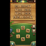 Word connect level 481