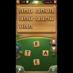 Word connect level 491