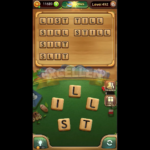 Word connect level 492