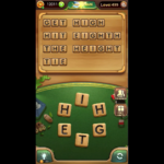 Word connect level 499