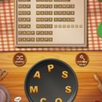 Word cookies almond 01