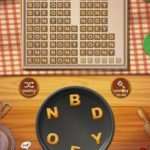 Word cookies almond 04