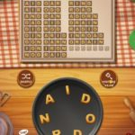 Word cookies almond 08