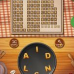 Word cookies almond 14