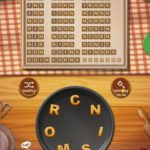 Word cookies almond 15