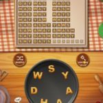 Word cookies almond 18