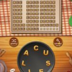 Word cookies almond 19