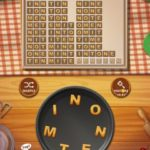 Word cookies almond 20