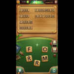 Word connect level 523
