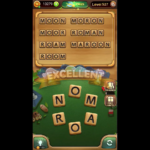 Word connect level 527