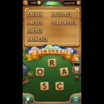 Word connect level 529