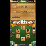 Word connect level 537