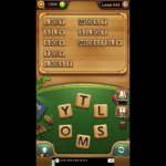 Word connect level 545