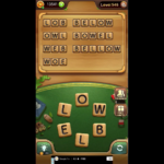 Word connect level 546