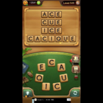 Word connect level 549