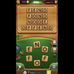 Word connect level 574