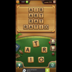 Word connect level 592