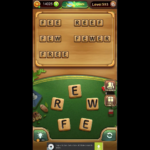 Word connect level 593