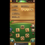 Word connect level 594